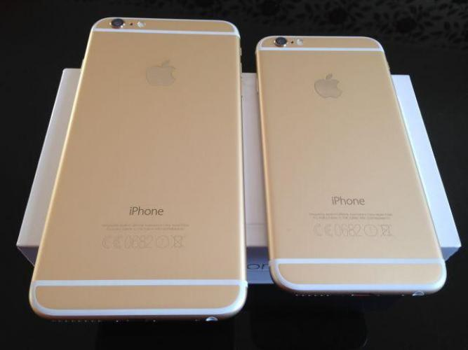 APPLE IPHONE 6 PLUS 16GB -GARANZIA ITALIA ...450 €,APPLE IPHONE 6 16GB..400 € - 1/2
