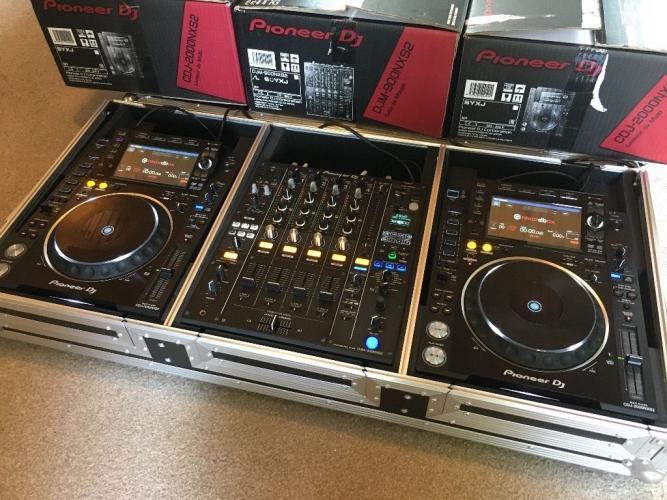 2x Pioneer CDJ-2000NXS2 +  1x DJM-900NXS2 mixer === 2900 EUR - 2/2