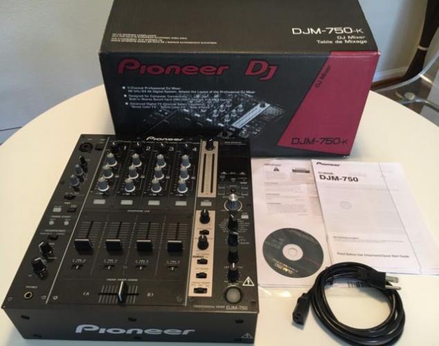 DDJ-SX2 Console Serato DJ..500€,Pioneer XDJ RX2...1000€,Pioneer DDJ-SX…..380€ - 1/4