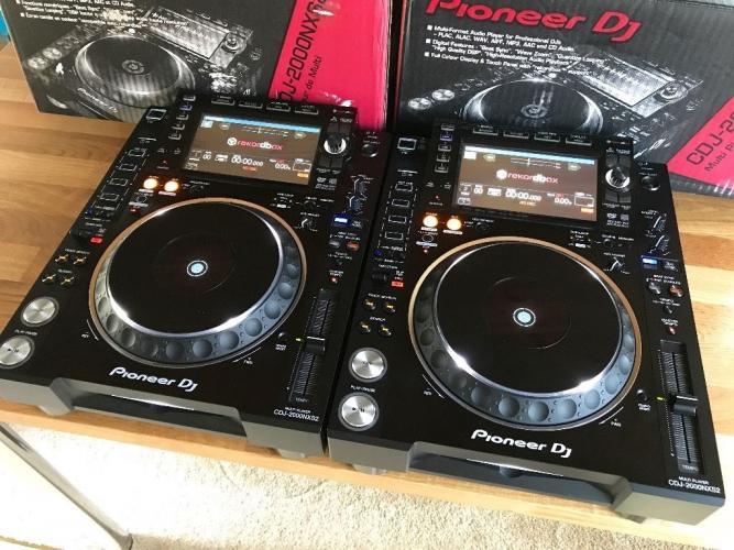 DDJ-SX2 Console Serato DJ..500€,Pioneer XDJ RX2...1000€,Pioneer DDJ-SX…..380€ - 2/4