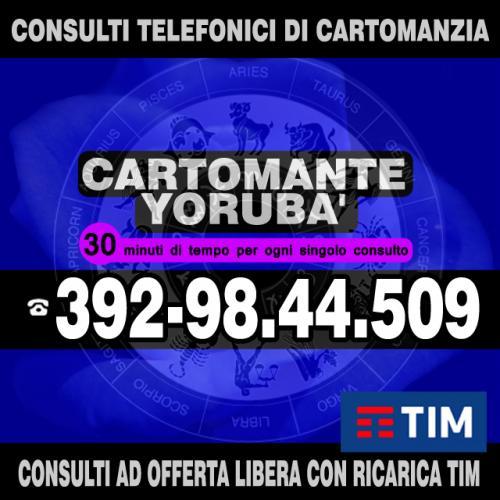 ★☆✦♡ Cartomante YORUBA' ♡✦☆★ - 1/1