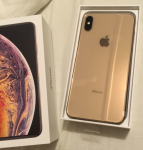 Apple iPhone XS 64GB  €400 ,iPhone XS Max 64GB €430,iPhone X 64GB  €300,iPhone 8 64GB = €250