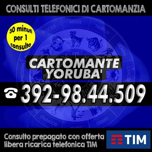Con l'offerta prepagata ottieni un consulto di Cartomanzia - YORUBA' il Cartomante - 4/5