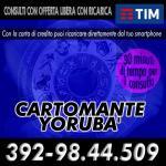 Con l'offerta prepagata ottieni un consulto di Cartomanzia - YORUBA' il Cartomante